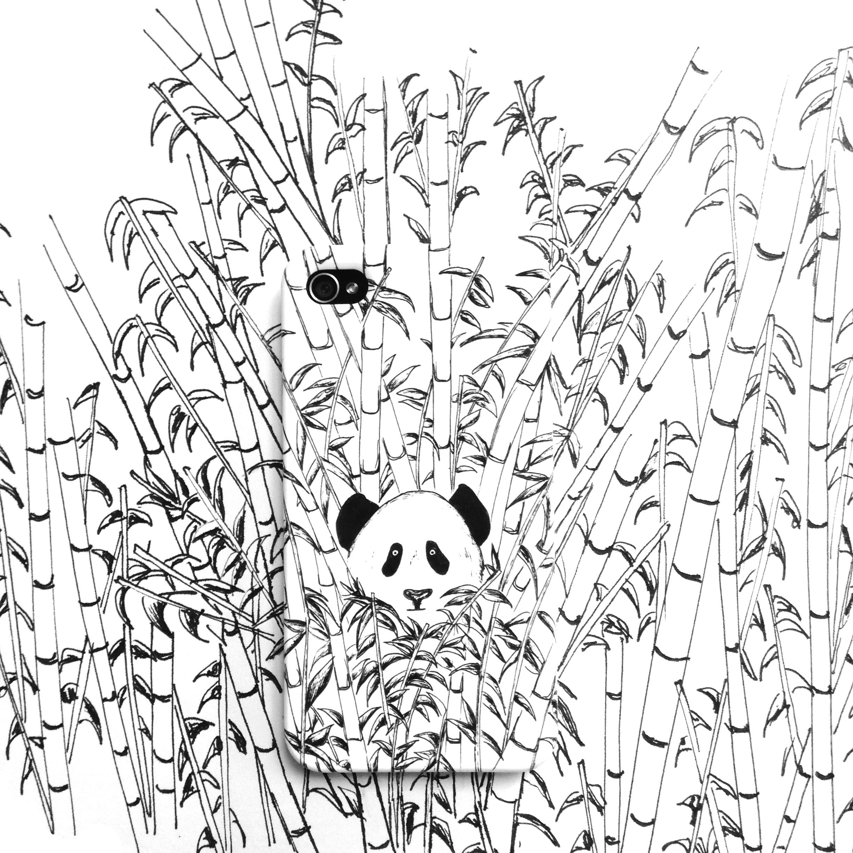 Panda no hand