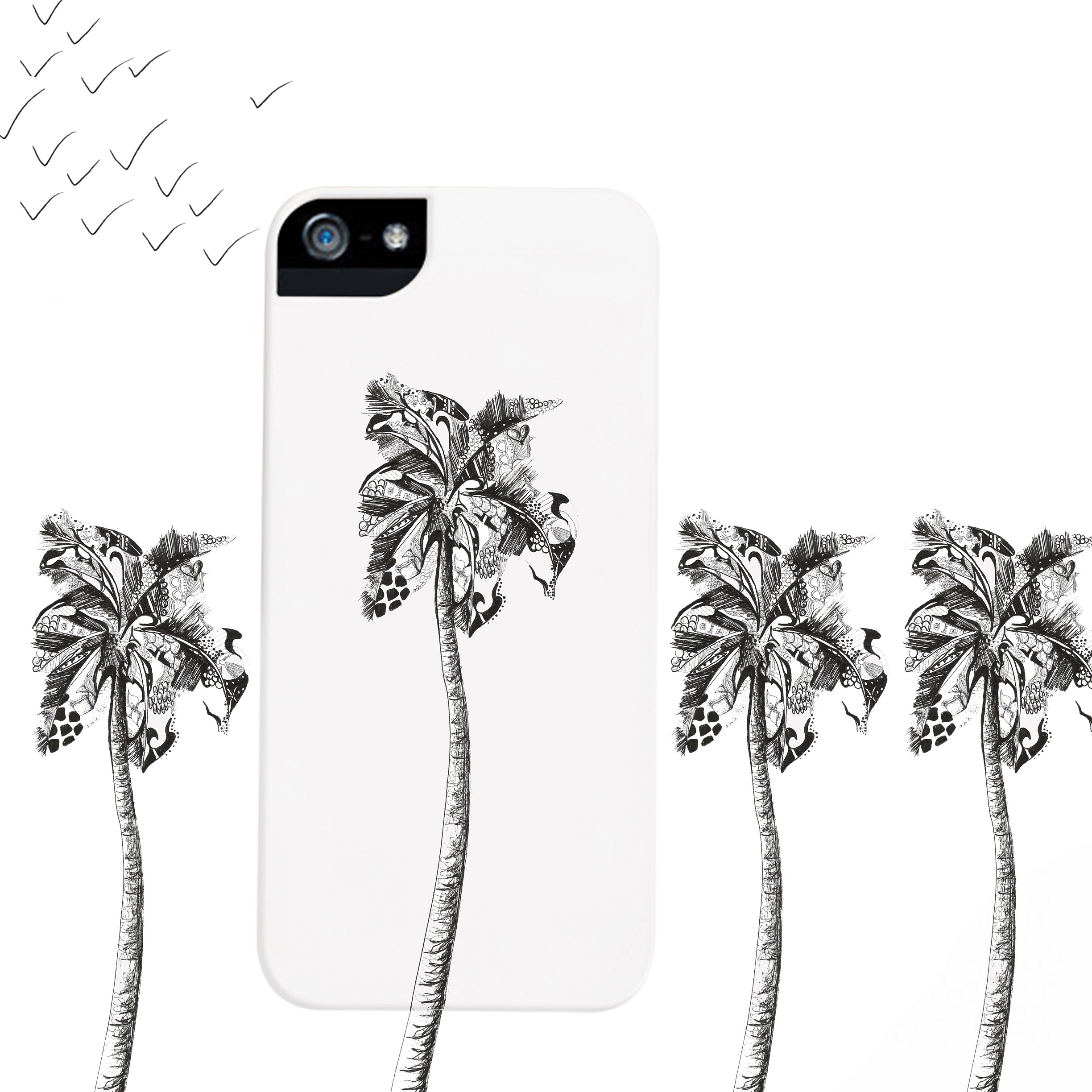 Palm Tree heaven by KM