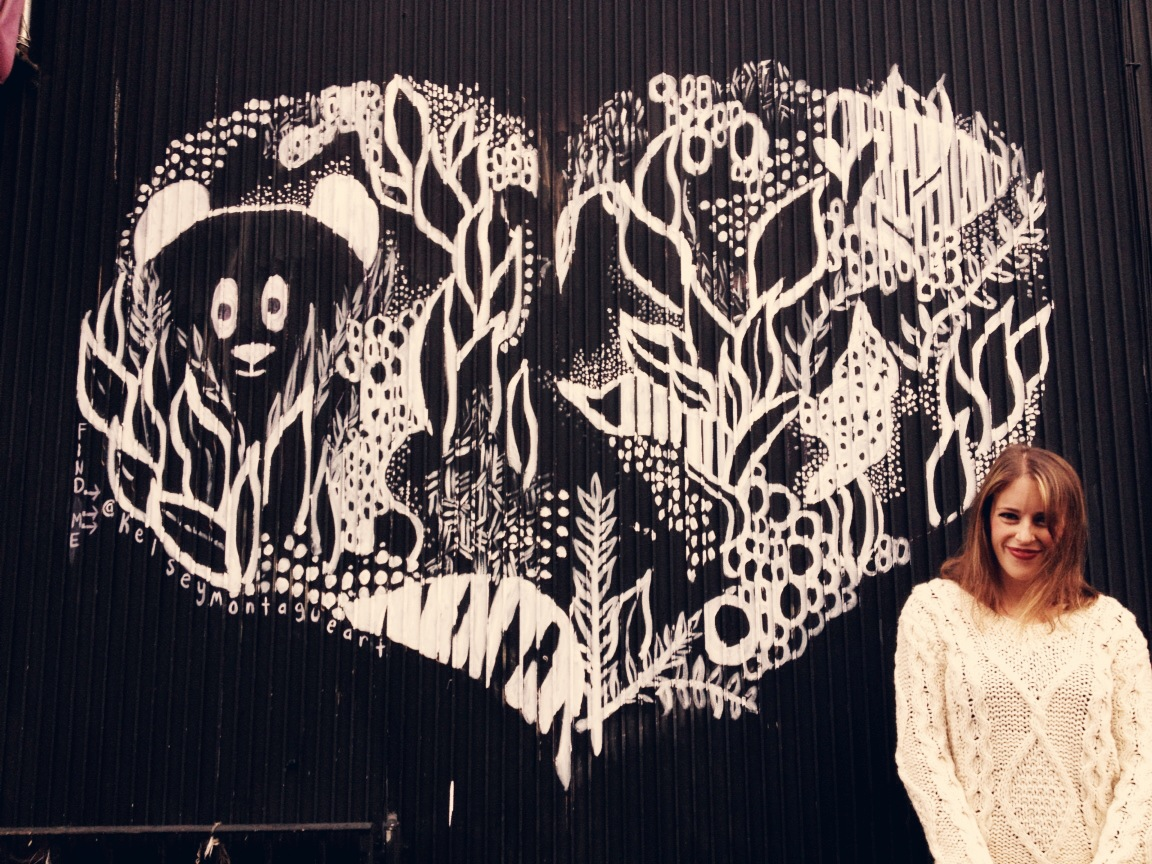 Kelsey Montague StreetArt_Nolita
