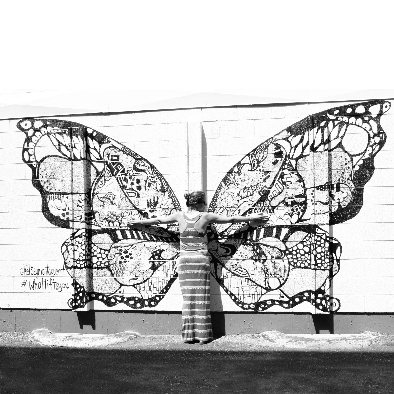 Colorado Butterfly instagram