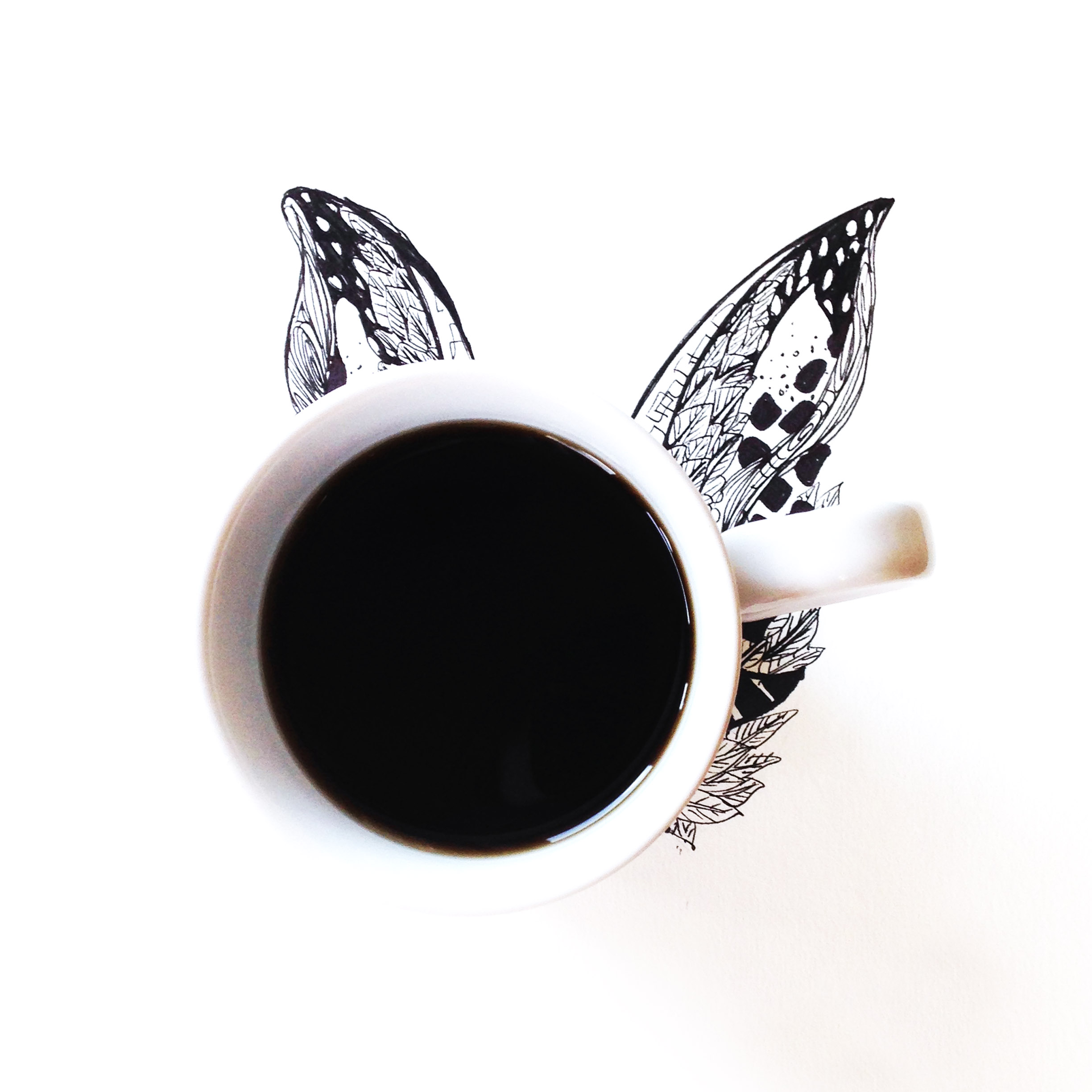 Heavenly Cup of Coffee