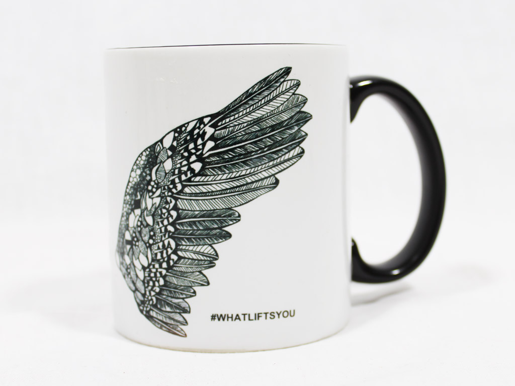 Angel Wing Mug 3