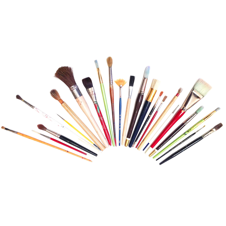 Dec 23rd Grandpa's Paintbrushes