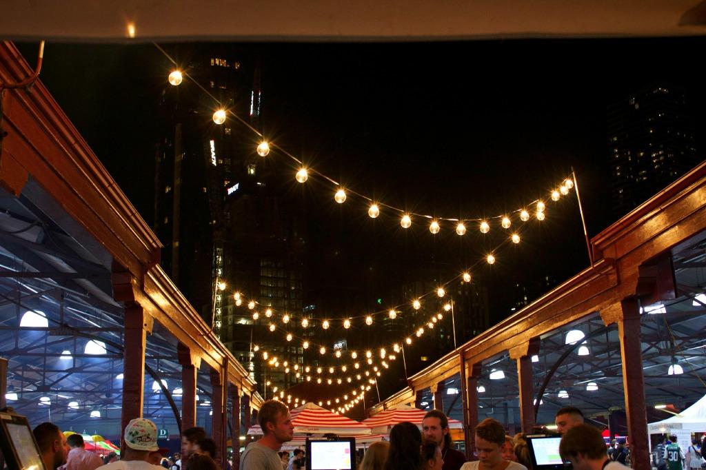 Vic Market Melbourne