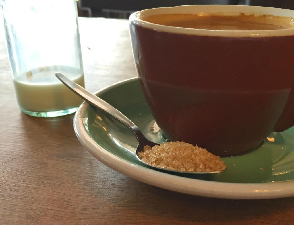 Coffee Supreme, Wellington New Zealand (Kelsey Montague Art)