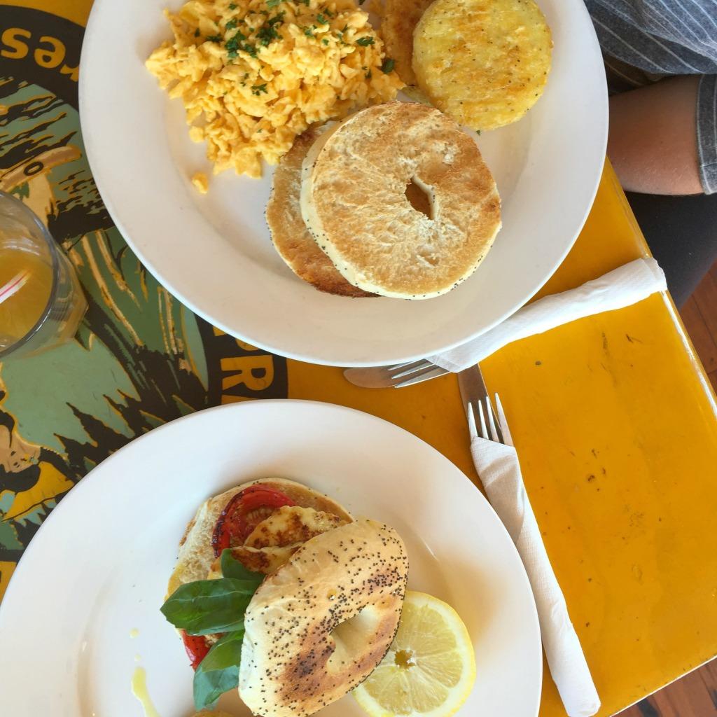 Maranui - Breakfast in Wellington