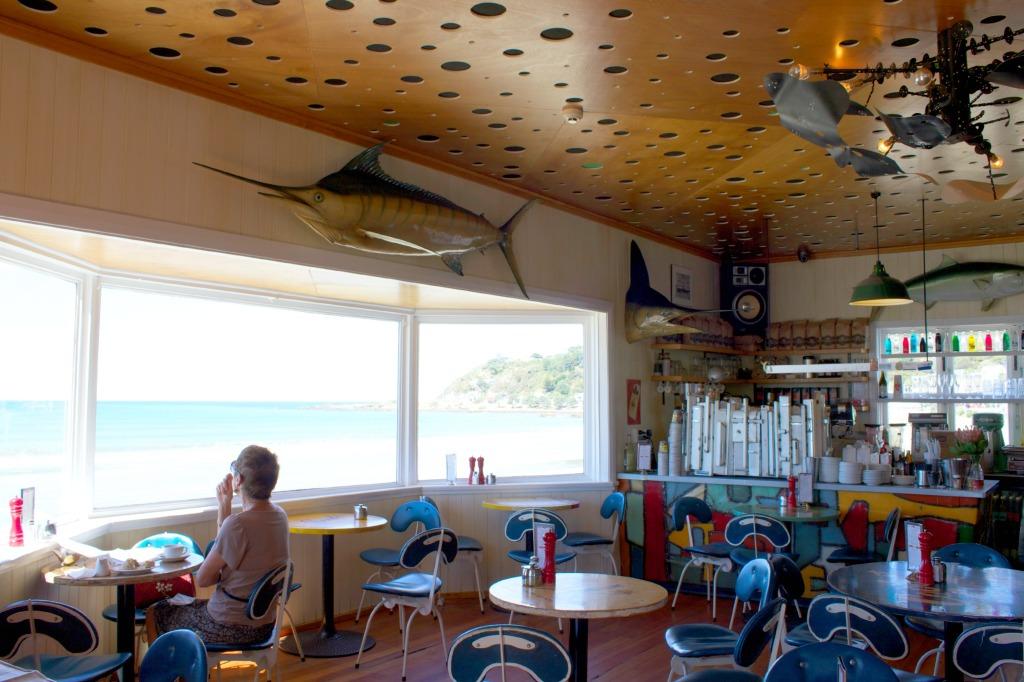 Maranui Cafe - Wellington New Zealand