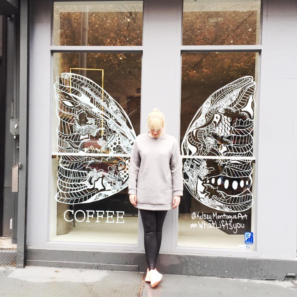 December 2015 kelsey montague art for Mural on broome street